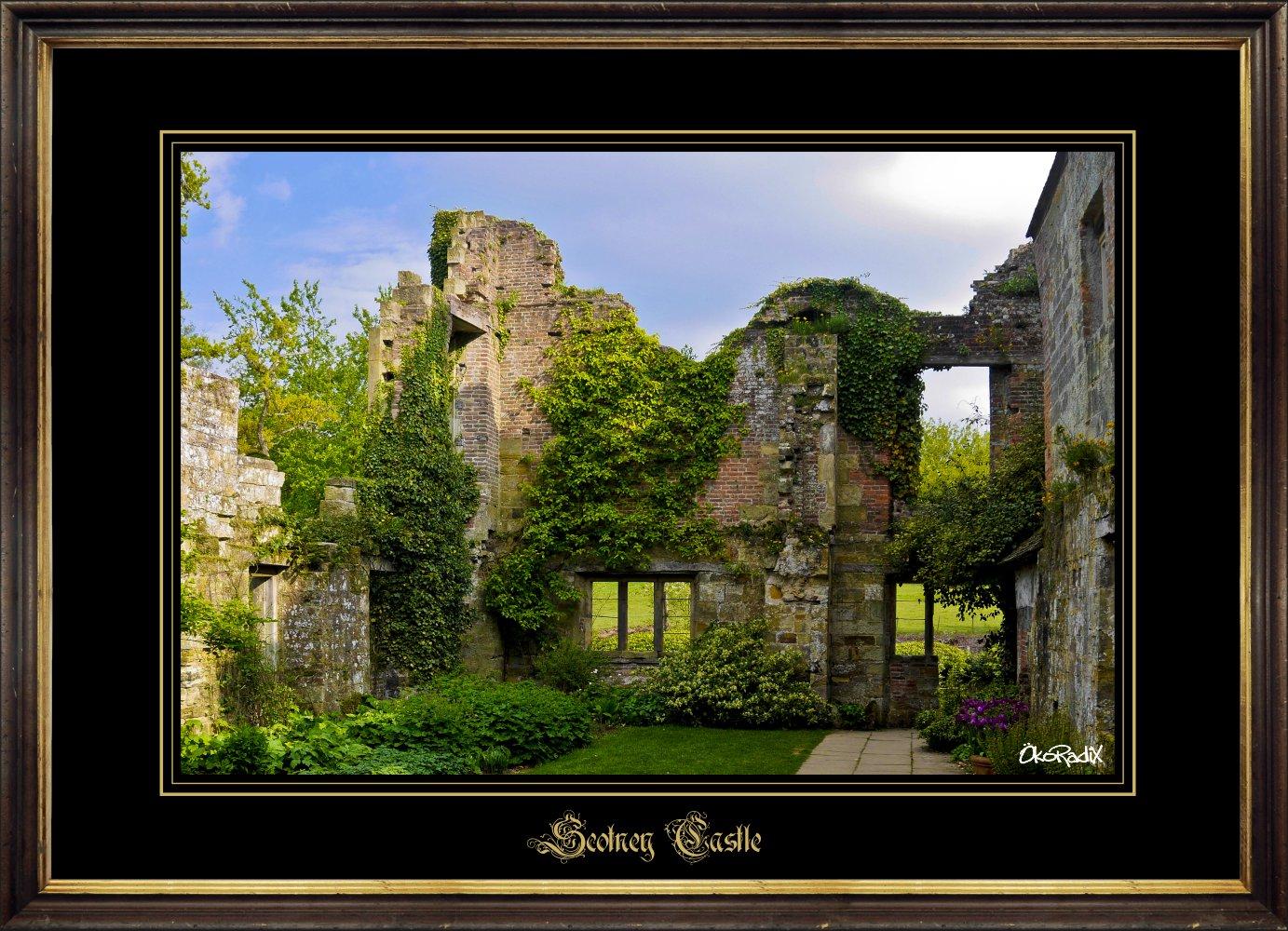 Scotney-walled-garden