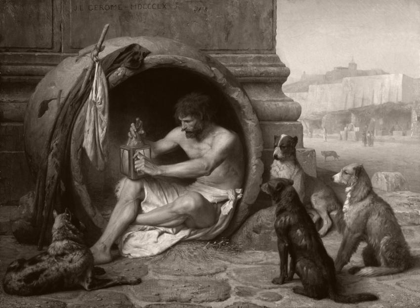 Diogenes_Jean_Léon_Gérôme