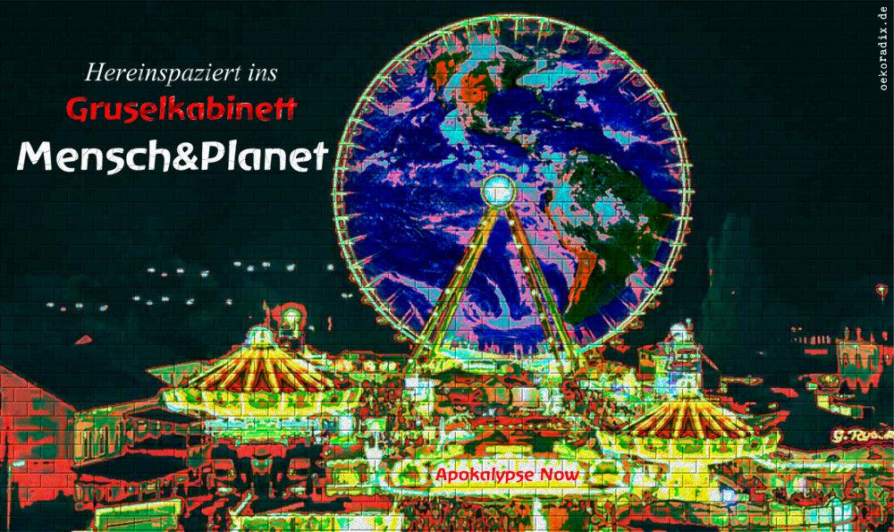 Jahrmarkt Mensch und Planet