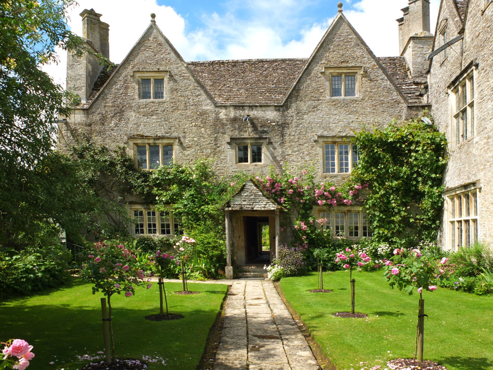 Kelmscott Manor Cotswolds