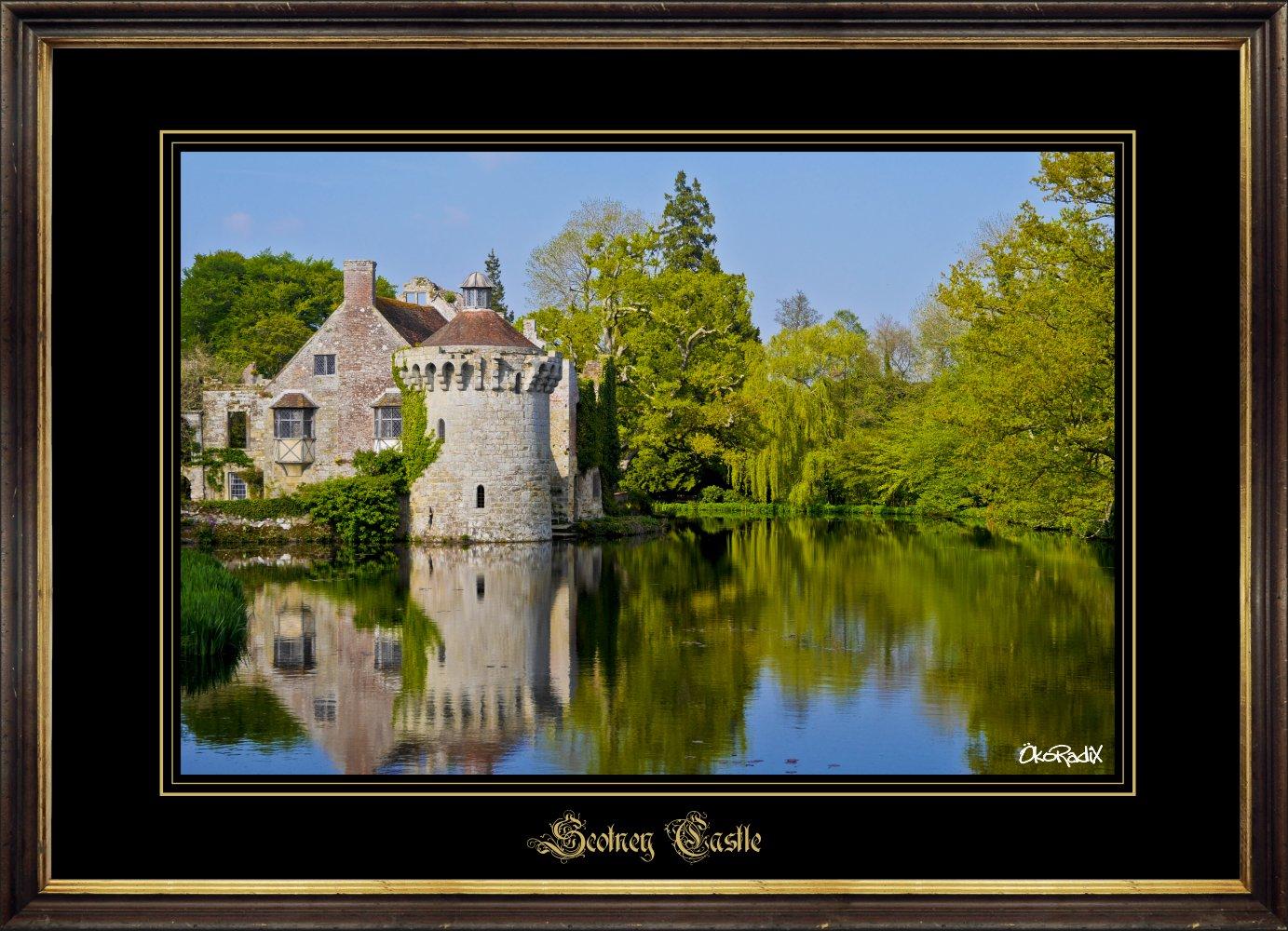 Scotney_Turm_See